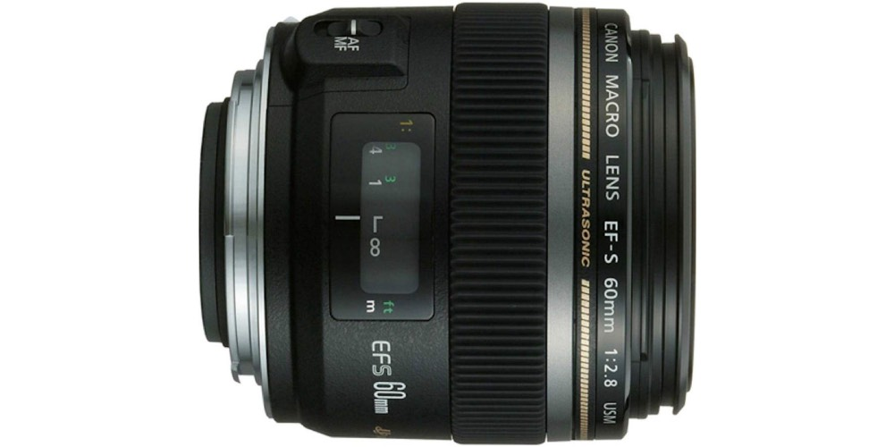 Canon EF-S 60mm Image