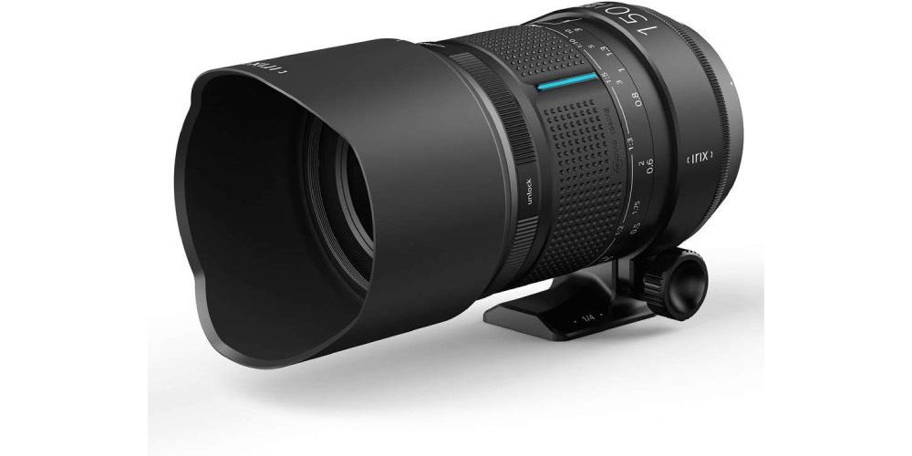 Irix 150mm Macro Dragonfly Lens Image