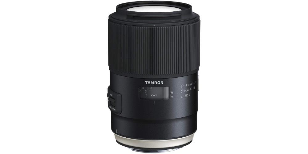 Tamron 90mm Macro Lens Image