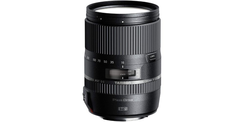 Tamron 16-300mm f/3.5-6.3 Di-II VC PZD Macro Lens Image