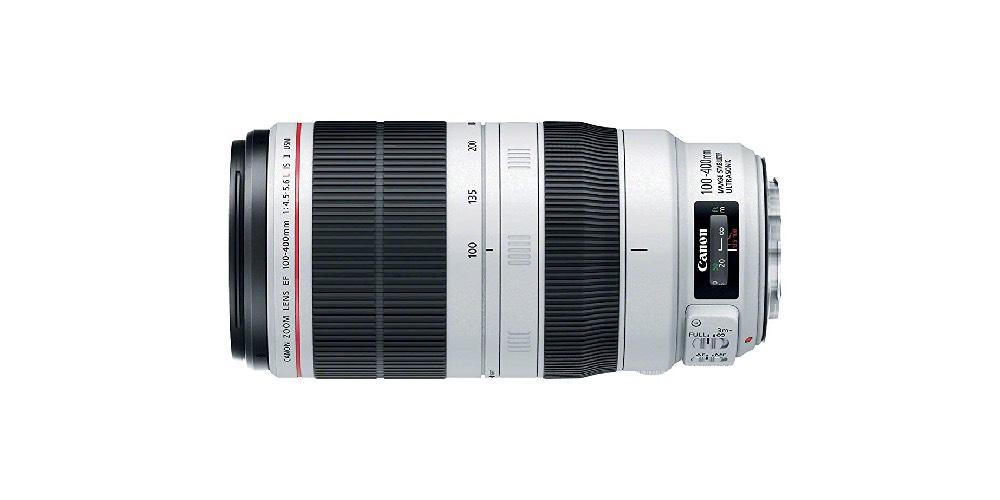 Canon EF 100-400mm f/4.5-5.6L IS II USM Lens Image
