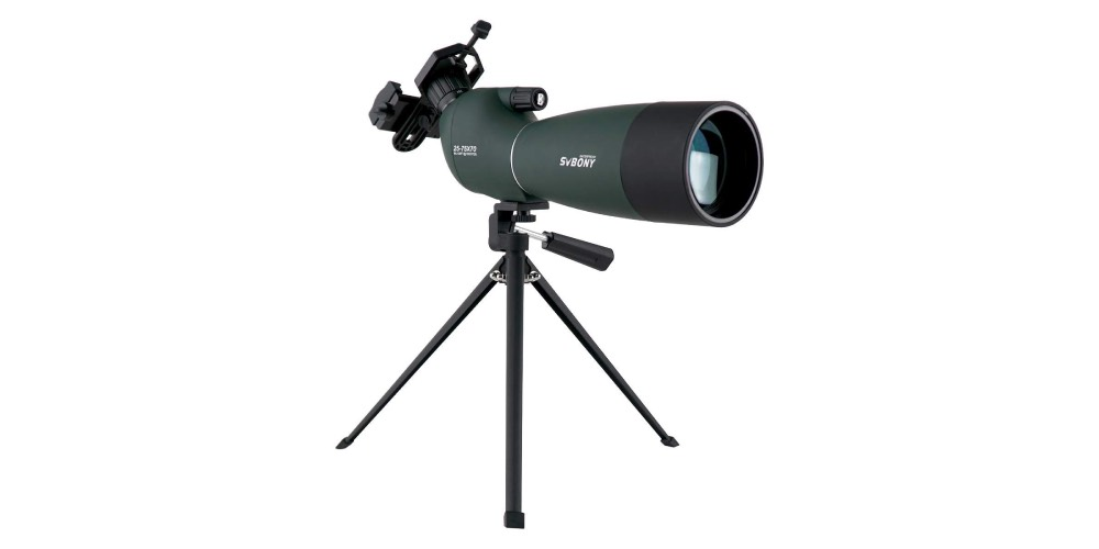 SVBONY SV28 25-75x70mm Bird Scope Image