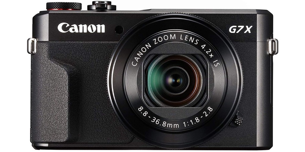 Canon PowerShot Digital Camera G7 X Mark II Image