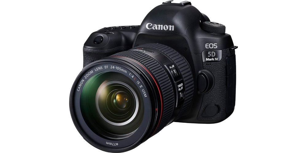 Canon EOS 5D Mark IV Camera Image