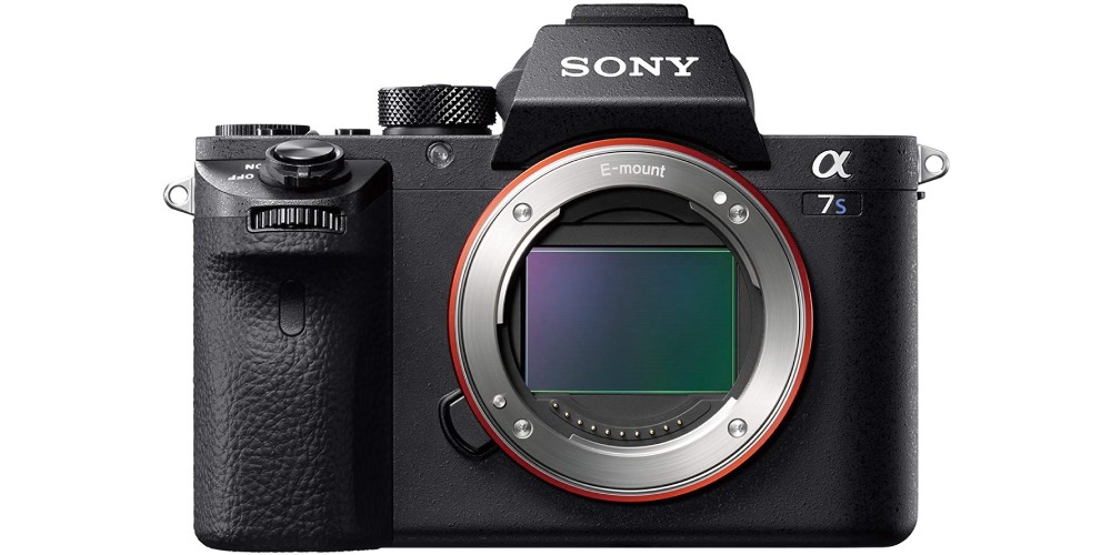 Sony A7S II Full-frame Mirrorless Camera Image