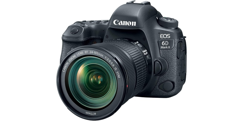 Canon EOS 6D Mark II Camera Image