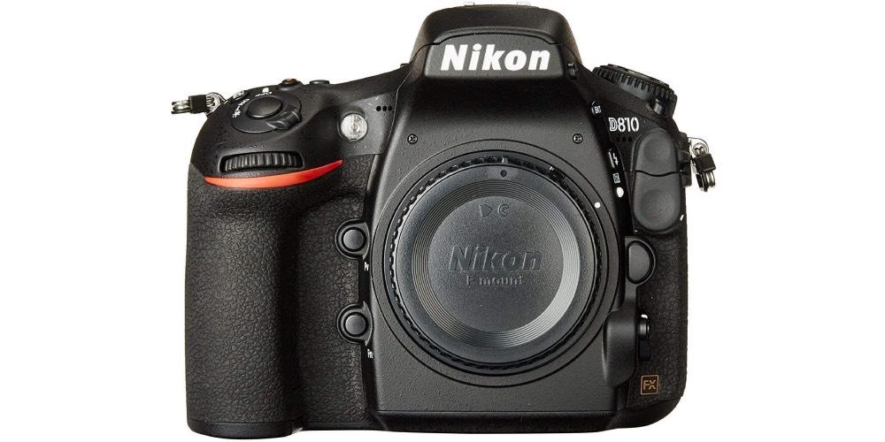 Nikon D810 FX-format Digital SLR Camera Body Image