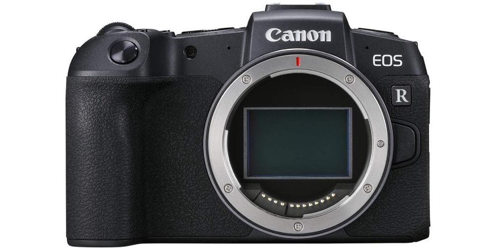 Canon EOS RP Mirrorless Camera Image