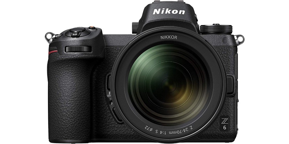 Nikon Z6 FX-Format Mirrorless Camera Image