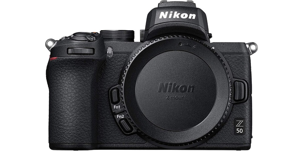 Nikon Z 50 DX-Format Mirrorless Camera Image
