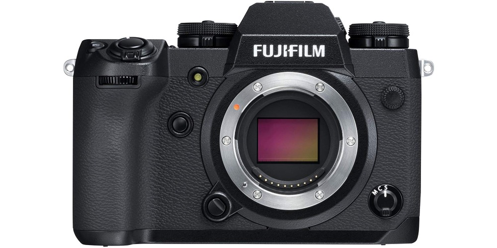 Fujifilm X-H1 Mirrorless Digital Camera Image
