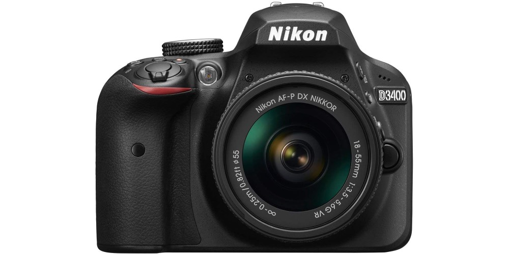 Nikon D3400 Digital SLR Camera Image