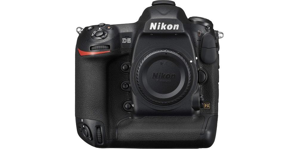 Nikon D5 DSLR Camera Image