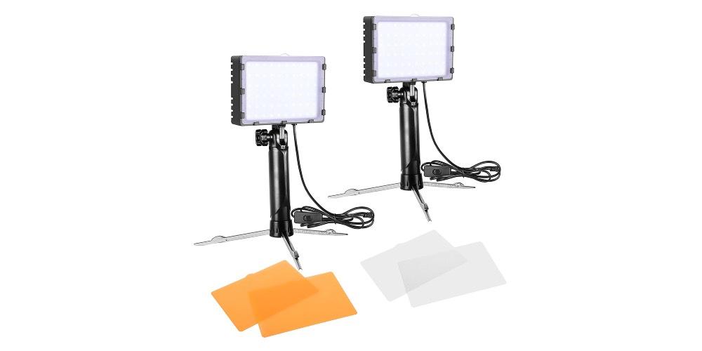 Emart 60 LED Portable Photography Lighting Kit Image