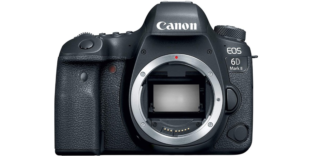 Canon EOS 6D Mark II DSLR Camera Image