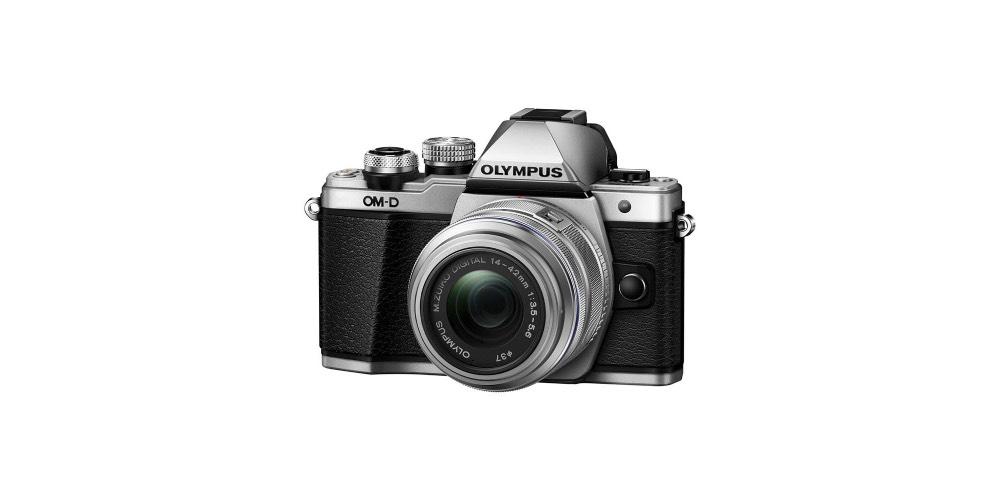 Olympus OM-D E-M10 Mark II Mirrorless Camera Image