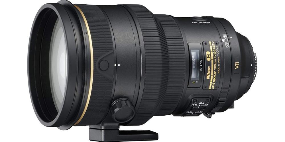 Nikon AF-S NIKKOR 200mm f/2G ED VR II Image