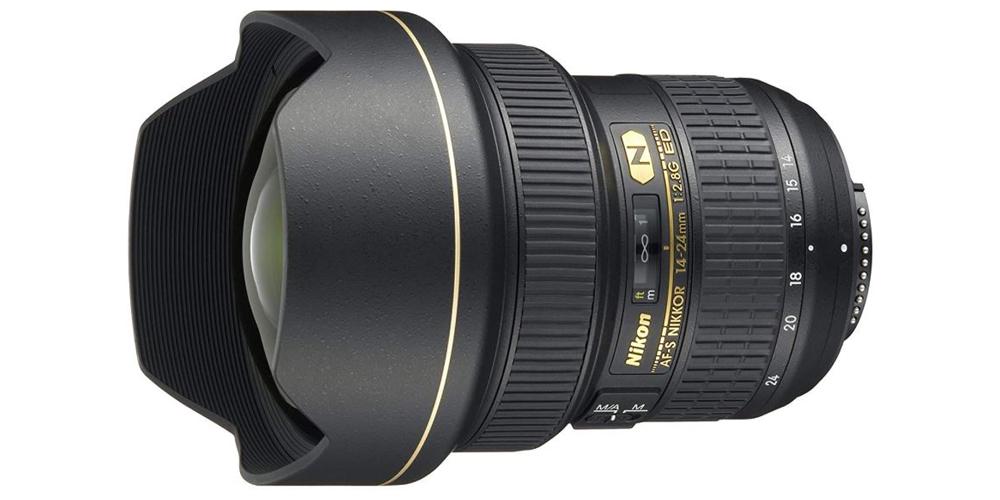 Nikon 14-24mm AF-S NIKKOR f/2.8G ED Image