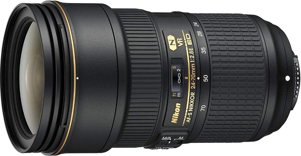 Nikon AF-S FX NIKKOR 24-70mm f/2.8E VR Image