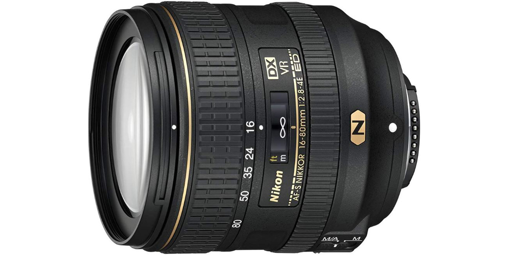 Nikon AF-S DX 16-80mm f/2.8-4E ED VR Image