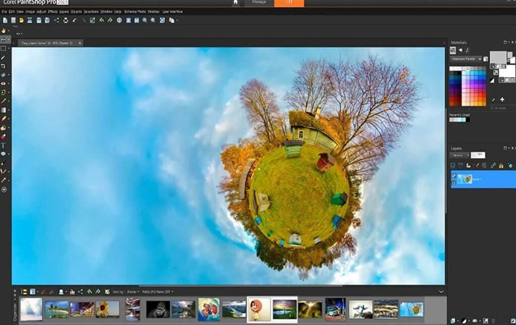 PaintShop Pro 2019 Image 2