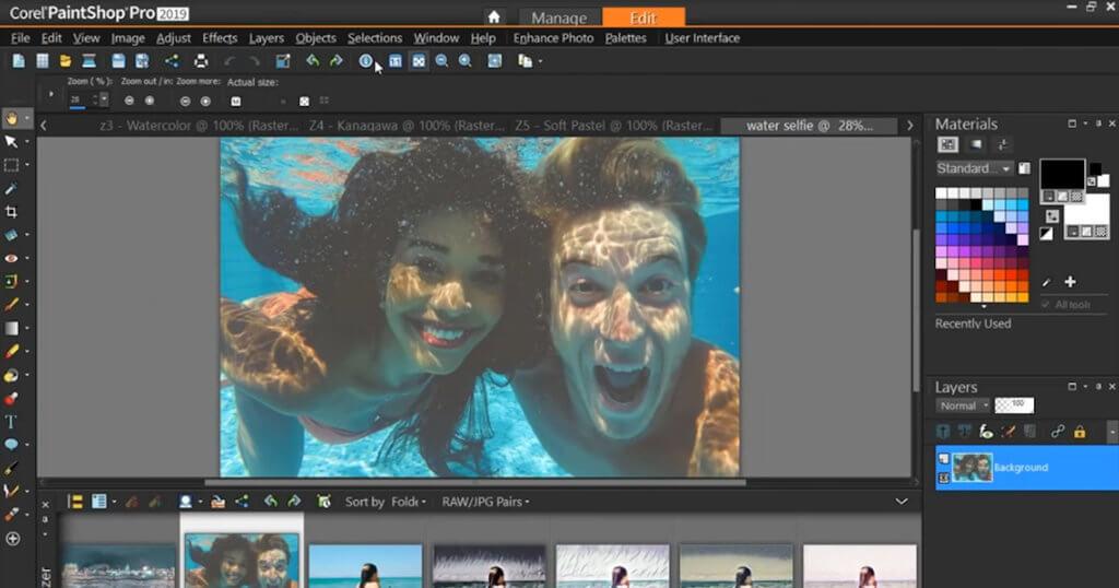 PaintShop Pro 2019 Image 4