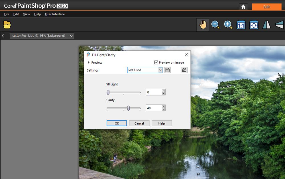 PaintShop Pro 2020 Image
