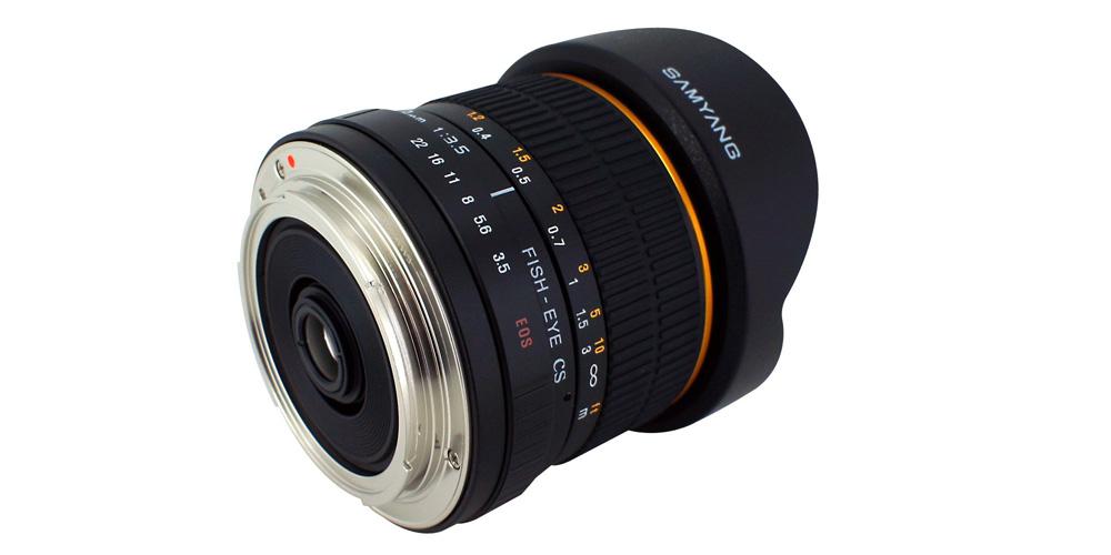 Samyang 8mm f/3.5 HD image-2