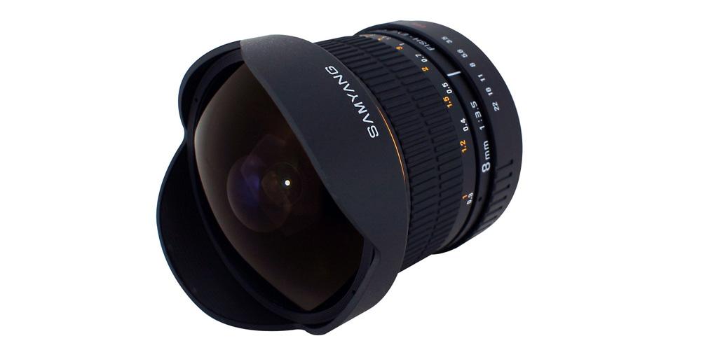 Samyang 8mm f/3.5 HD image-1