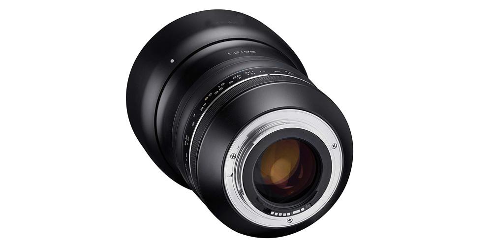 Samyang Premium MF 85mm f/1.2 image-2