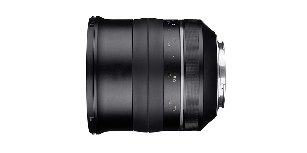 Samyang Premium MF 85mm f/1.2 image-1