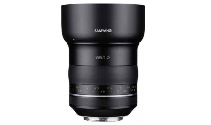 Samyang Premium MF 85mm f/1.2 image-3