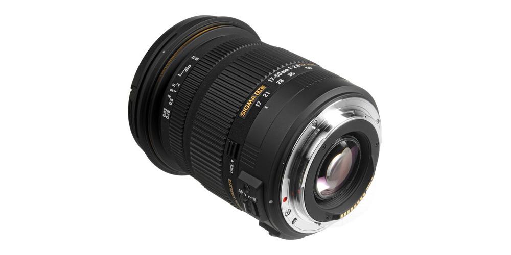 Sigma 17-50mm f/2.8 EX DC OS HSM Image 2