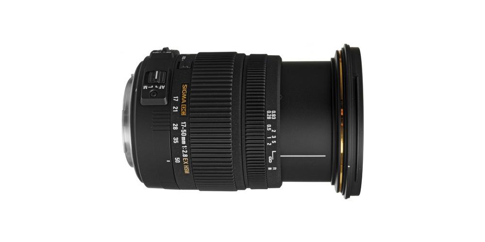 Sigma 17-50mm f/2.8 EX DC OS HSM Image 3