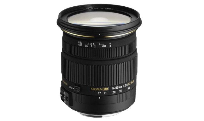 Sigma 17-50mm f/2.8 image-1