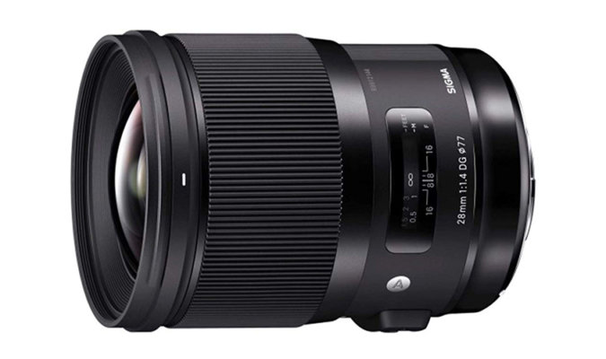 Sigma 28mm f/1.4 DG HSM Art image-1