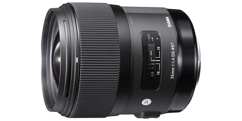 Sigma 35mm f1.4 ART lens Image