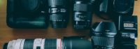 Camera and Lens Rentals: What You Need to Know