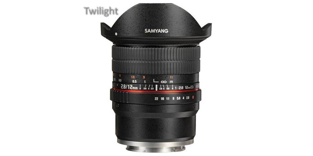 Samyang 12mm f/2.8 ED AS NCS Image