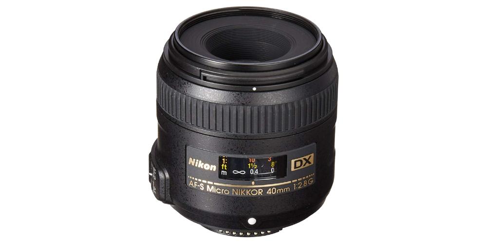 Nikon AF-S DX Micro-NIKKOR 40mm f/2.8G Image