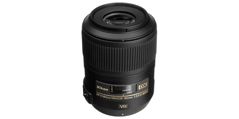 Nikon AF-S DX Micro NIKKOR 85mm f/3.5G ED VR Image