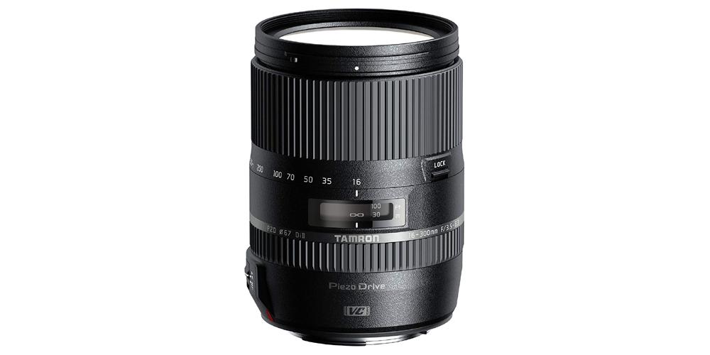 Tamron 16-300mm f/3.5-6.3 Di II VC PZD Macro Image