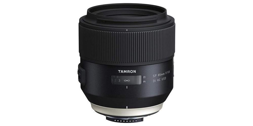 Tamron SP 85mm f/1.8 Di VC USD Image