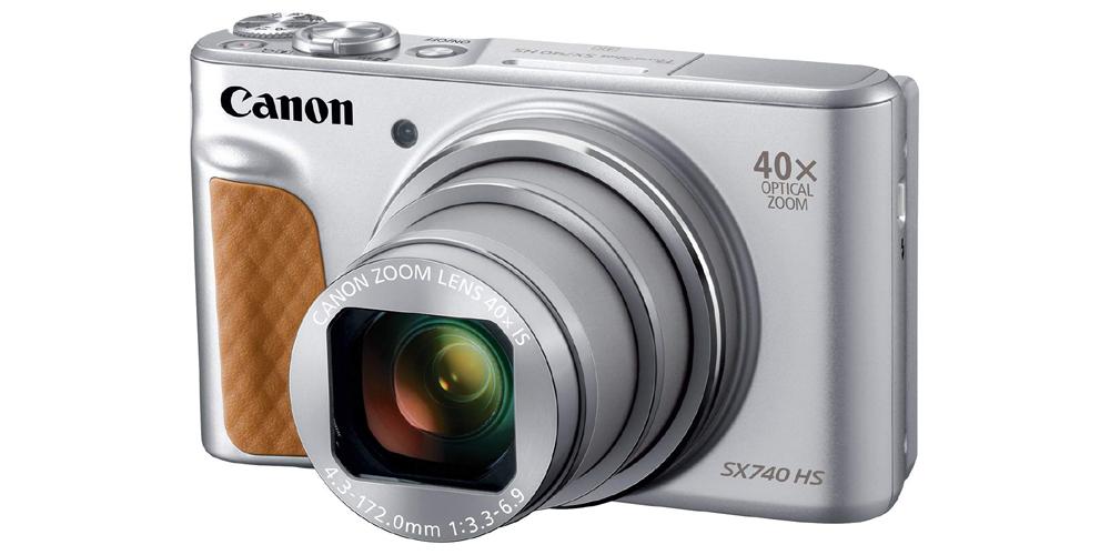 Canon PowerShot SX740 HS Image