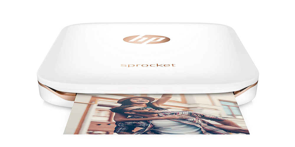 HP Sprocket Portable Photo Printer Image