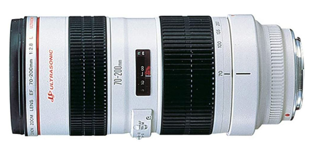 Canon EF 70-200mm f/2.8L IS II USM Image