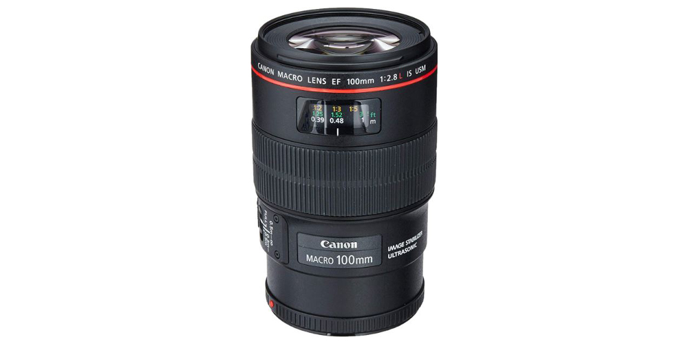 Canon EF 100mm f/2.8L IS USM Image