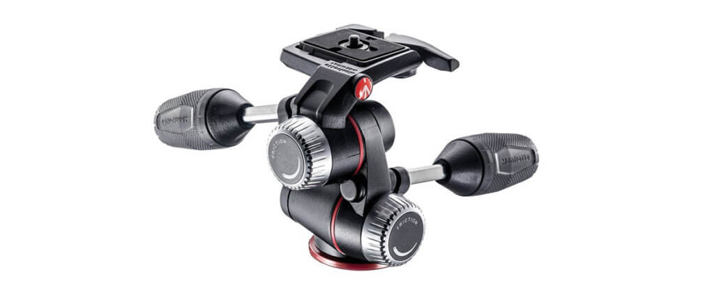 Manfrotto X-Pro 3-Way Head image-1
