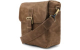 MegaGear Torres Mini Leather Camera Messenger Bag Image 1