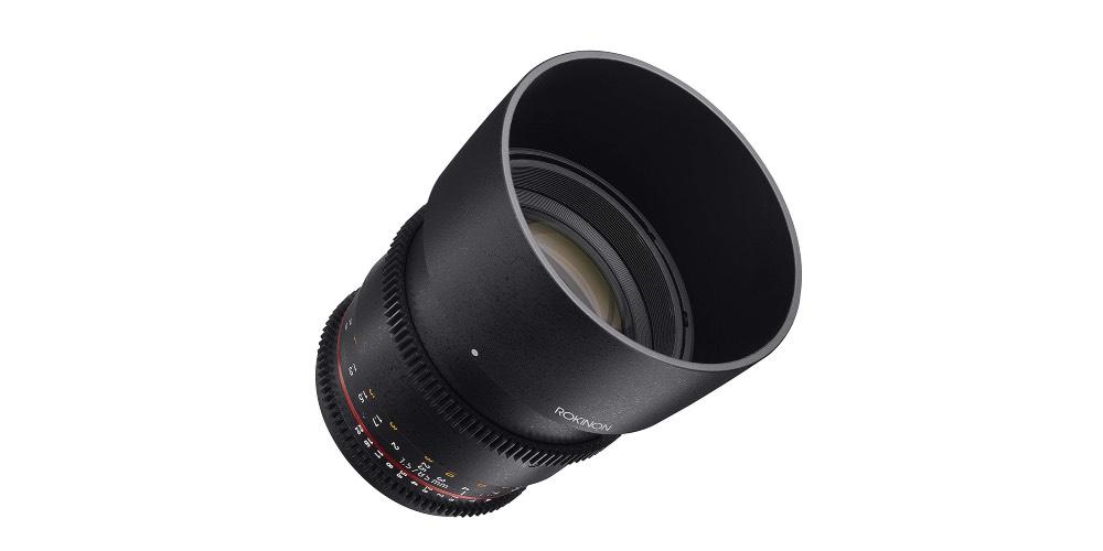 Rokinon 85mm T1.5 Cine Image